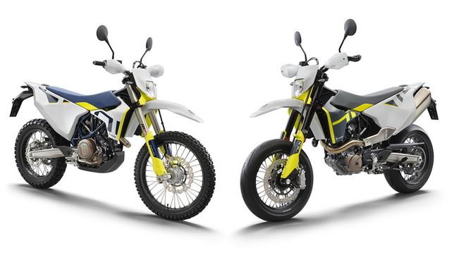 "Terreni sempre ""facili"" per Husqvarna Motorcycles"