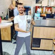 La pizza più buona d'Italia? La fa un 27enne sardo