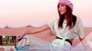 """Vip in vacanza all'estero, Mila Suarez si difende: """"Ero lì per lavoro"""""""
