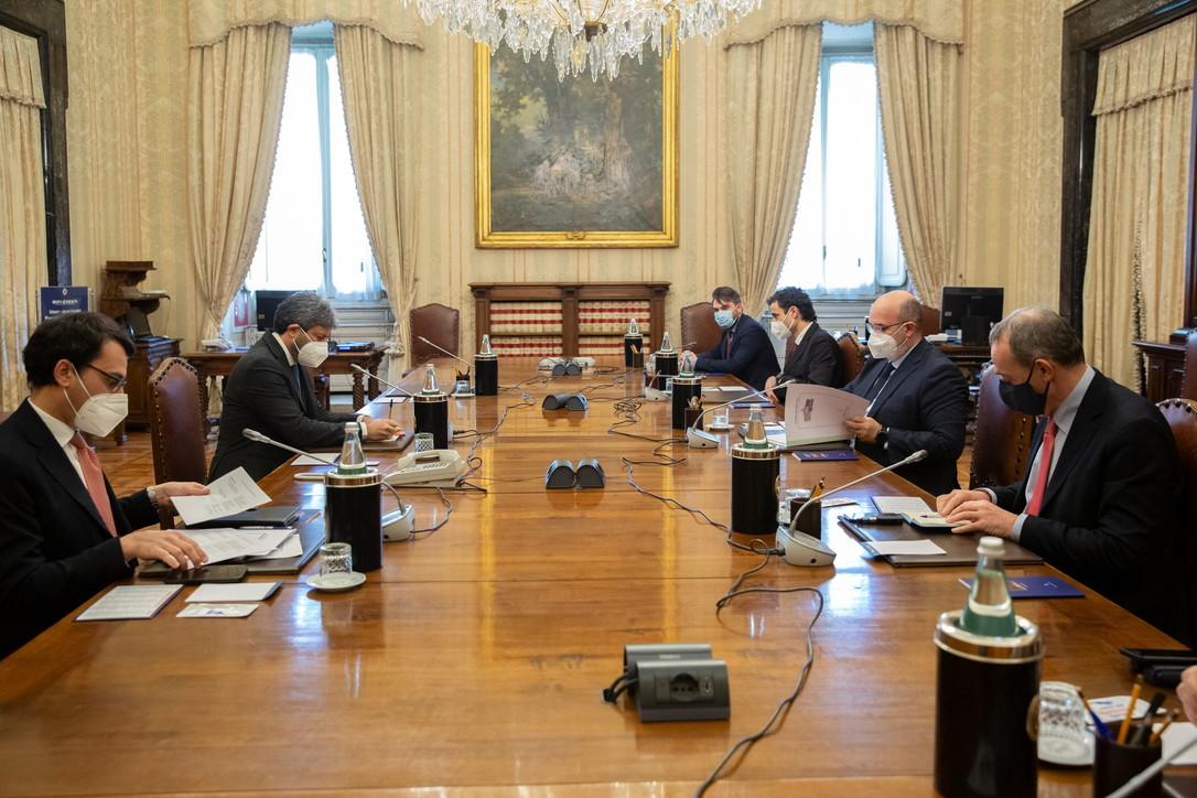Mandato esplorativo a Fico, le consultazioni del presidente della Camera