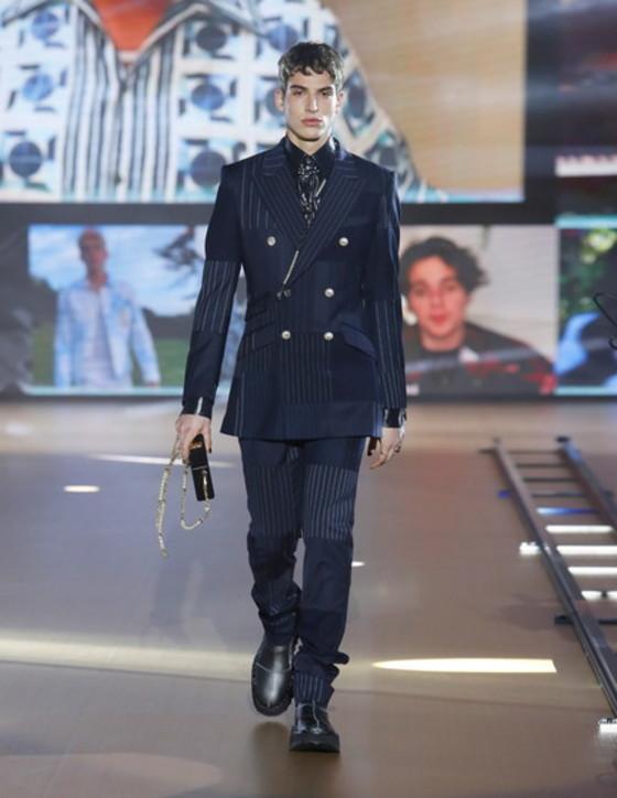 Moda, Dolce & Gabbana: la collezione Uomo autunno inverno 2021 2022
