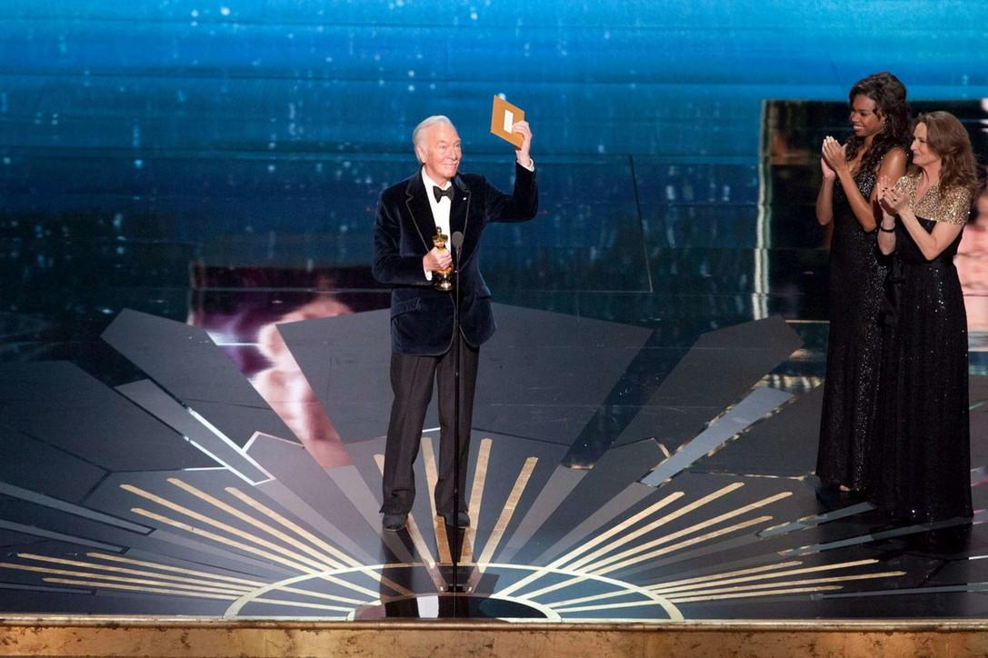 E' morto l'attore premio Oscar Christopher Plummer