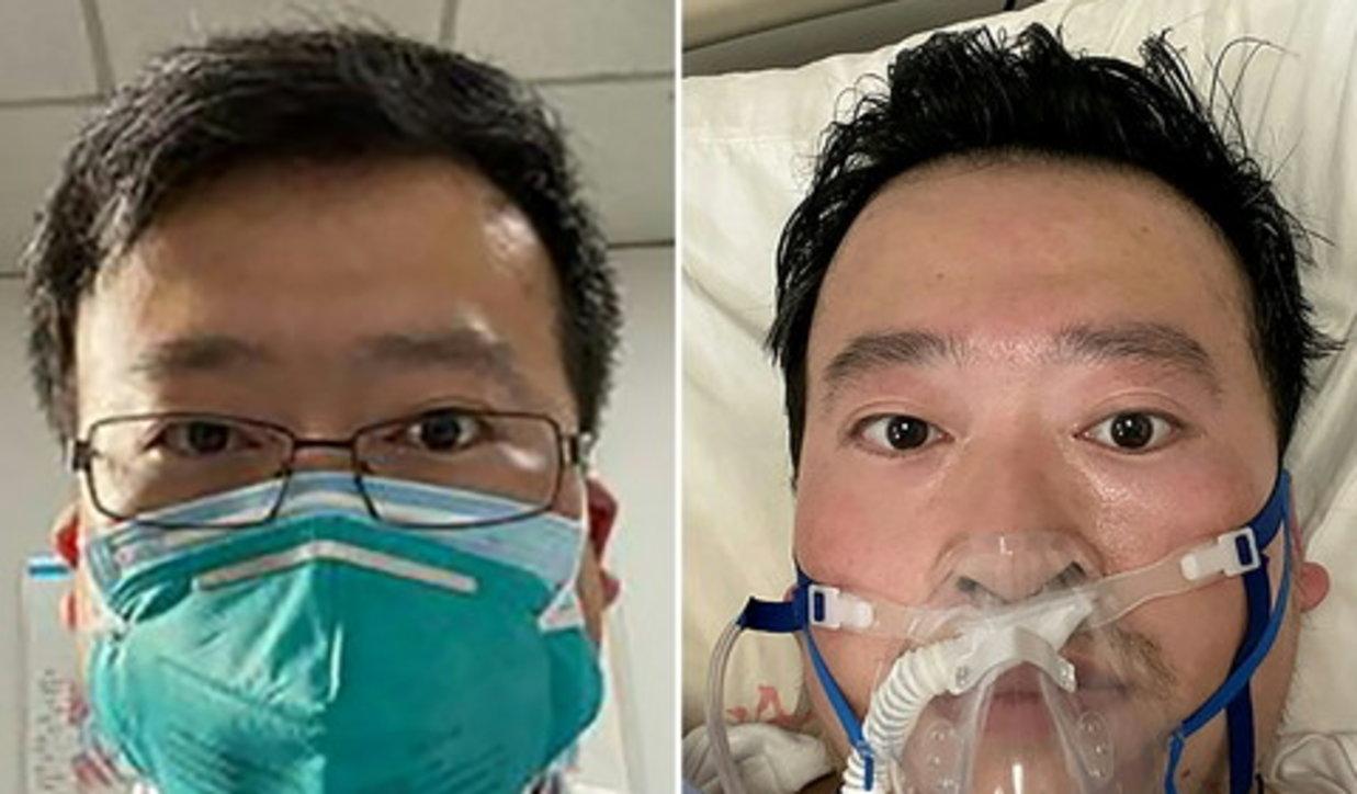 Covid, un anno fa moriva il medico che diede l'allarme: fiori a Wuhan