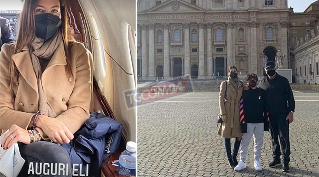 Elisabetta Gregoraci compie 41 anni, i dolci auguri di Briatore