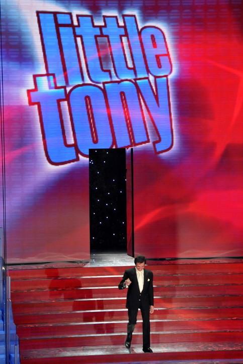 Little Tony,le immagini della carriera