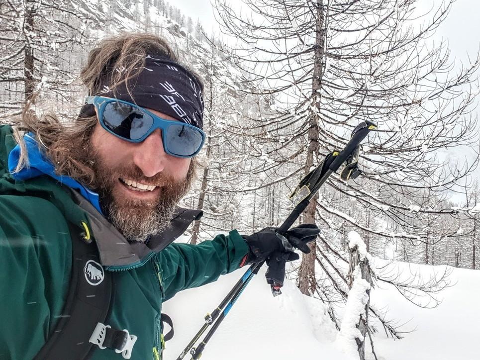 """Valanga sopra Sestriere,morto lo sciatore estremo """"Cala"""" Cimenti"""