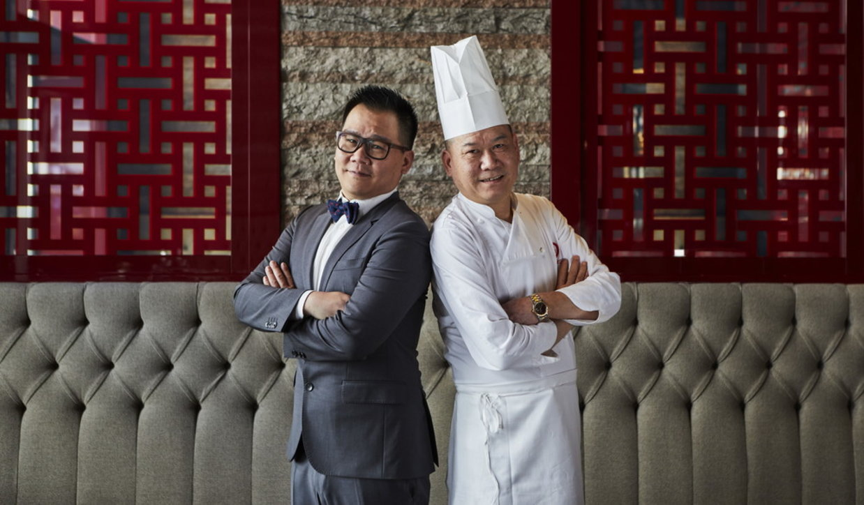 Le proposte delivery dello chef Zhang Guoqing