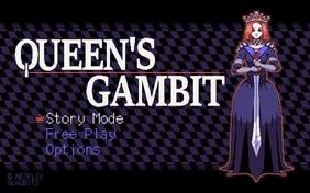 La Regina degli Scacchi diventa un videogame