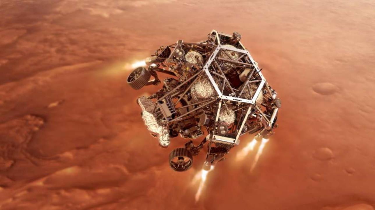 Perseverance e Ingenuity il lungo viaggio verso il pianeta rosso
