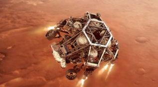 Perseverance e Ingenuity, il lungo viaggio verso il pianeta rosso