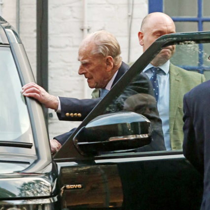 Prince Philip of Edinburgh hospitalized for an illness, Buckingham Palace: Covid has nothing to do with it