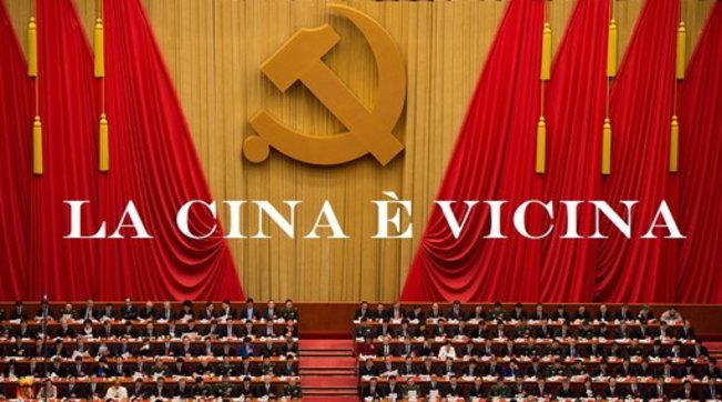 La Cina è vicina