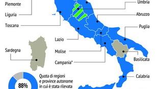 Le varianti del Covid presenti in Italia