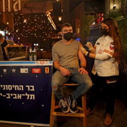 Covid e Israel alivian las restricciones tras una exitosa campaña de vacunación |  Dar un pase a los inmunizados