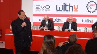 Withu è la squadra migliore, on air lo spot con protagonista il Monza Calcio