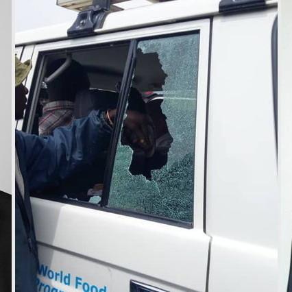 The Italian ambassador Luca Attanasio and a carabiniere were killed in Congo