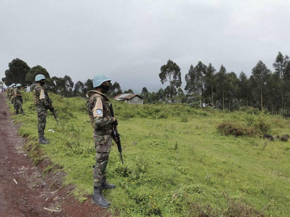Congo, il luogo dell'agguato all'ambasciatore Attanasio e al carabiniereIacovacci