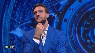 """""""GF Vip"""", Andrea Zenga è l'eliminato della 42esima puntata"""