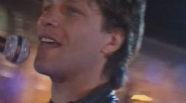 """Quando Bon Jovi si esibì al Festivalbar con """"Midnight in Chelsea"""""""
