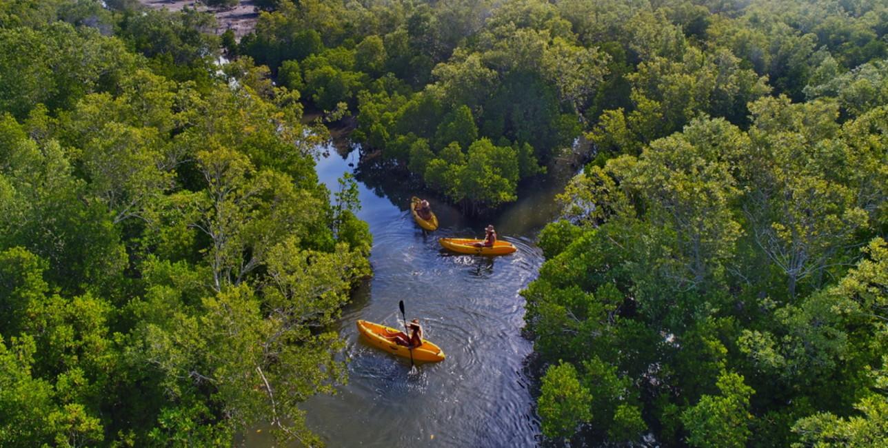 Donnavventura e la bellezza selvaggia del Mozambico