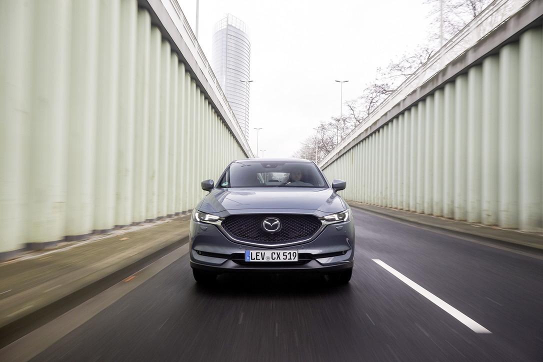 Mazda CX-5 e Mazda 6 2021
