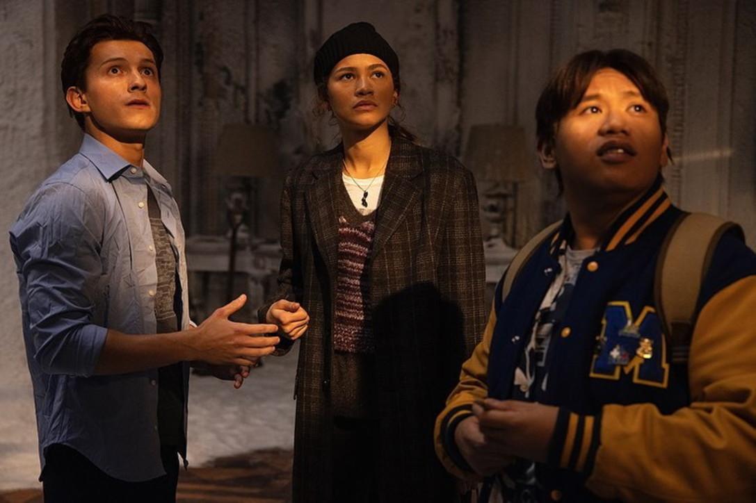 """""""Spider-Man 3"""", le prime foto del film con i tre protagonisti"""