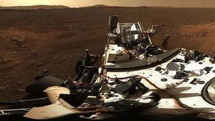 Marte, la Nasa pubblica spettacolari foto panoramiche scattate da Perseverance