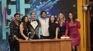 """I saluti finali del """"GF Late Show"""" dei Vipponi"""