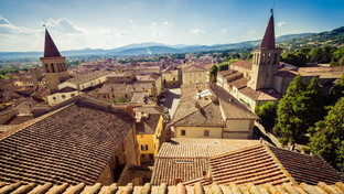 Toscana, la rinascimentale Sansepolcro in otto tappe