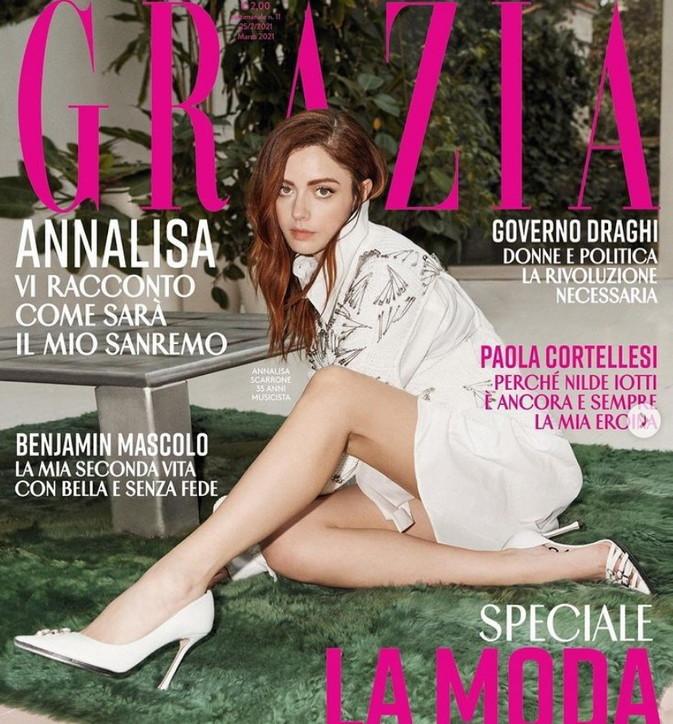 La nuova Annalisa verso Sanremo