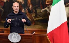 Fabrizio Curcio, il nuovo capo della Protezione civile
