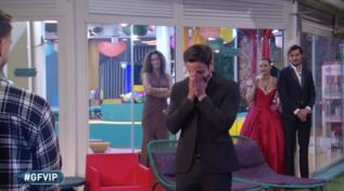 """""""GF Vip"""", la sorpresa per Pierpaolo Pretelli: """"Diventerai zio"""""""