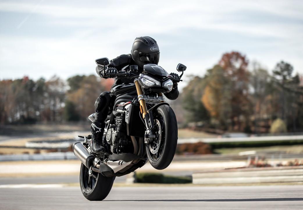 Nuova Speed Triple 1200 RS