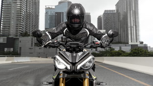 Nuova Speed Triple 1200 RS