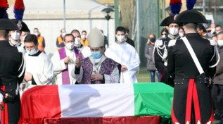 Congo, i funerali dell'ambasciatore Attanasioa Limbiate