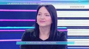 """La vedova di Paolo Rossi dopo il furto dei suoi cimeli: """"Sfregiato il ricordo di mio marito"""""""