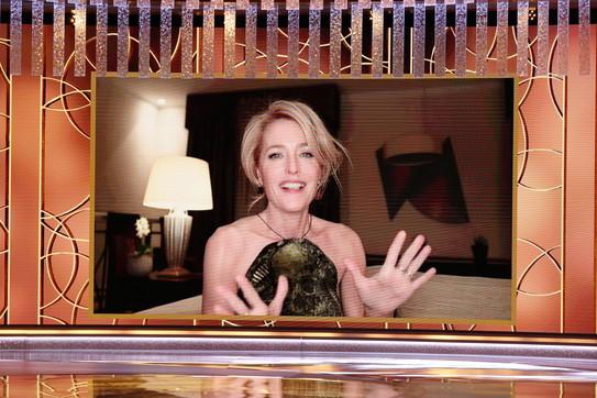 Da Gillian Andersona Emma Corrin, i premiatiper la tv ai 78esimi Golden Globe