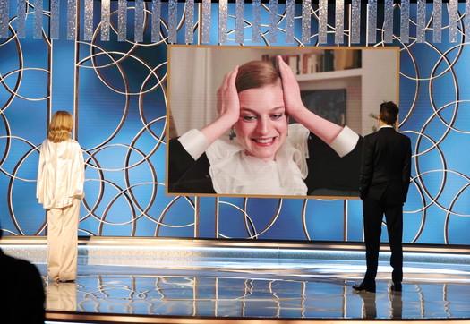 Da Emma Corrin a Gillian Anderson, i premiatiper la tv ai 78esimi Golden Globe