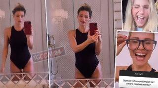 Michelle Hunziker più intima: dal peso al sesso, ecco svelati tutti i suoi segreti