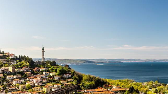 Trieste, città di vento e di bellezza