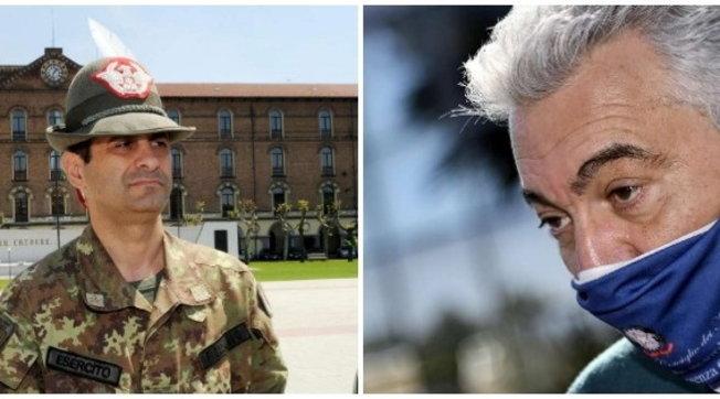 Emergenza Covid, il generale Figliuolo nuovo commissario