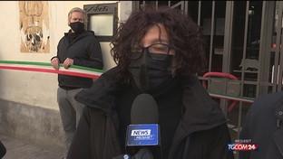 Covid, a Roma la protesta dei ristoratori