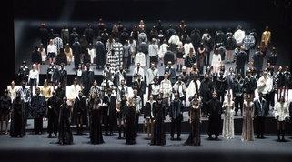 """MFW 2021, Valentino """"riapre"""" il teatro: un atto d'amore per la cultura"""