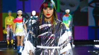 MFW 2021, Dolce&Gabbana: la collezione donna autunno inverno 2021 2022