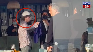 Agrigento, per Mick Jagger visita alla Valle dei Templi e pranzo in riva al mare