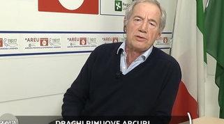 """Bertolaso in tv: """"Ad aprile saremo inondati dai vaccini"""""""