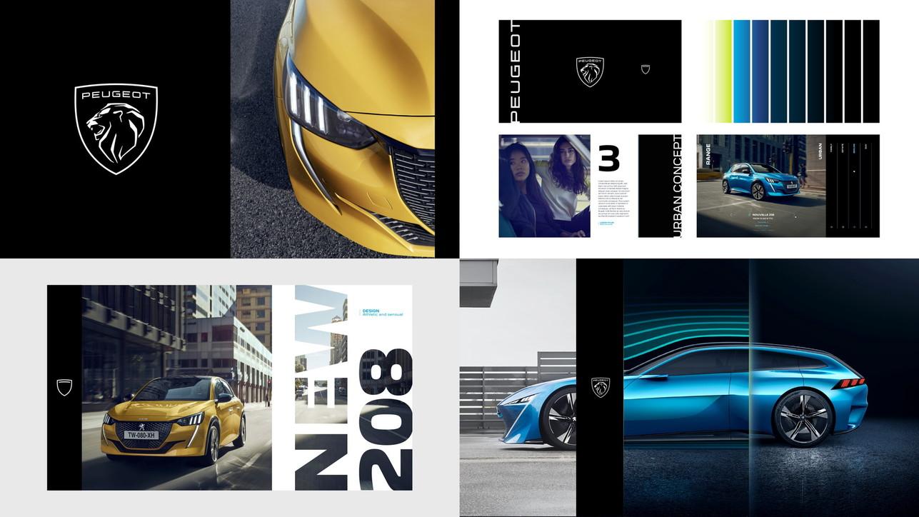 Peugeot New Brand Identity