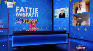 """Covid, la campagna vaccinale in Ue  Guarda la settima puntata di """"Fatti e Misfatti d'Europa"""""""