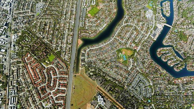 Panorami incosueti: dieci capitali viste dall'alto