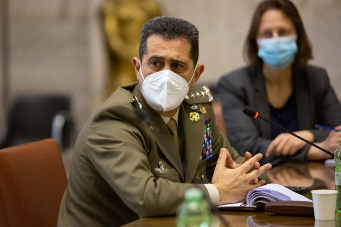 Covid, al Mise la prima uscita del nuovo commissario per l'emergenza Figliuolo